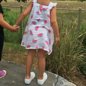 3/$35 - Muslin summer dress, size 3T